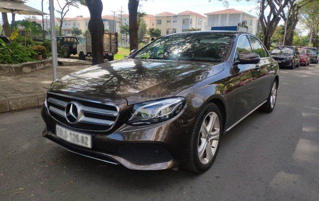 Bán Mercedes E250, đẹp từng chi tiết1