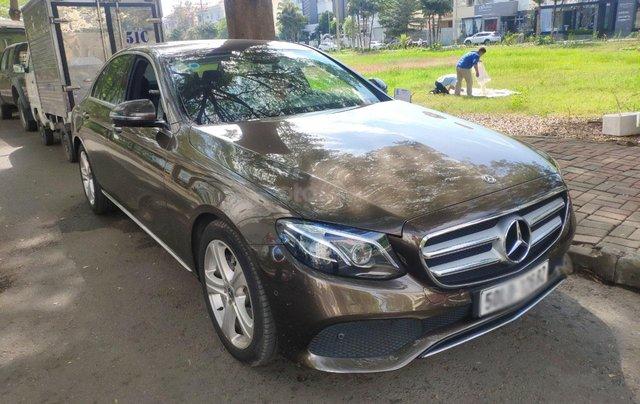 Bán Mercedes E250, đẹp từng chi tiết2