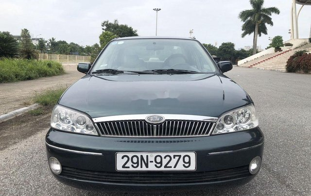 Bán xe Ford Laser 1.6 Deluxe sản xuất năm 2002, giá 140tr1
