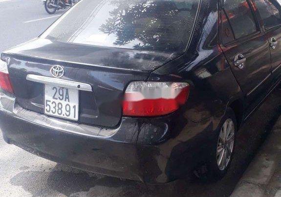 Bán xe Toyota Vios đời 2005, màu đen2