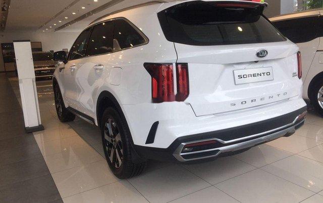 Bán xe Kia Sorento 2020, màu trắng. Giao ngay1