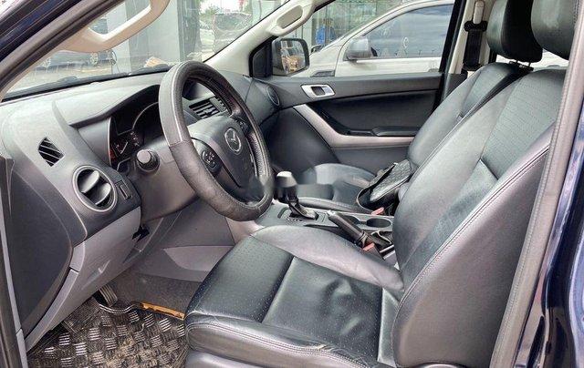Bán Mazda BT 50 sản xuất 2017, màu đen số tự động, giá chỉ 525 triệu8