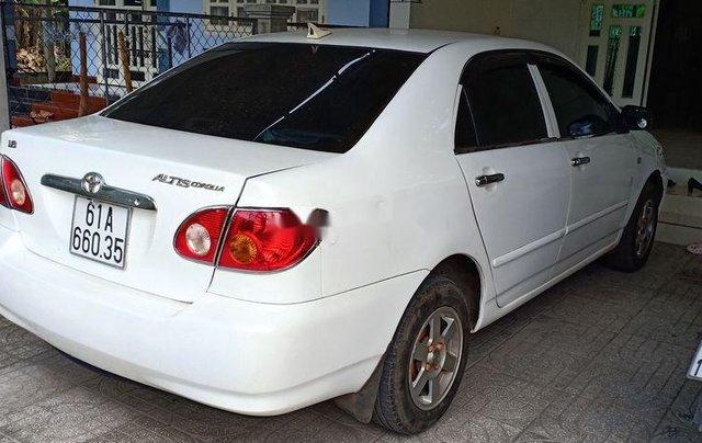 Cần bán gấp Toyota Corolla Altis năm sản xuất 2003, xe nhập còn mới giá cạnh tranh2