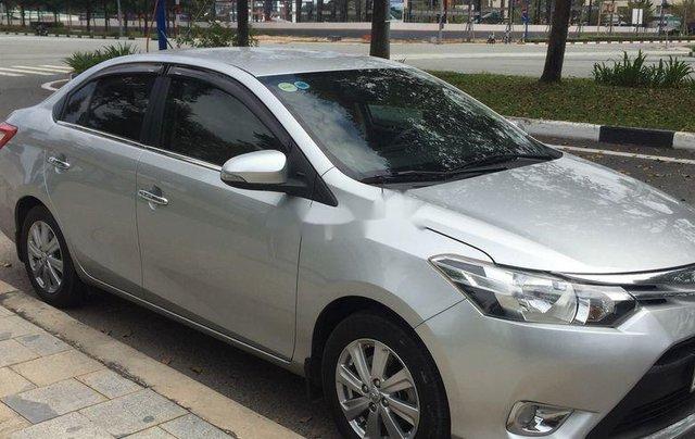 Cần bán xe Toyota Vios năm sản xuất 2018 còn mới, giá chỉ 392 triệu0