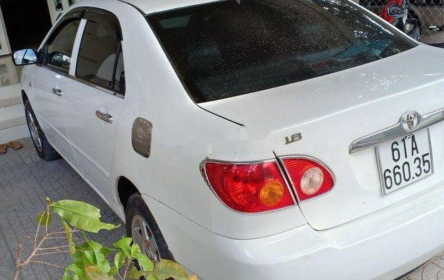 Cần bán gấp Toyota Corolla Altis năm sản xuất 2003, xe nhập còn mới giá cạnh tranh3