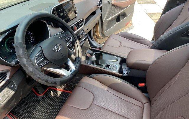 Xe Hyundai Santa Fe năm sản xuất 2020 còn mới1