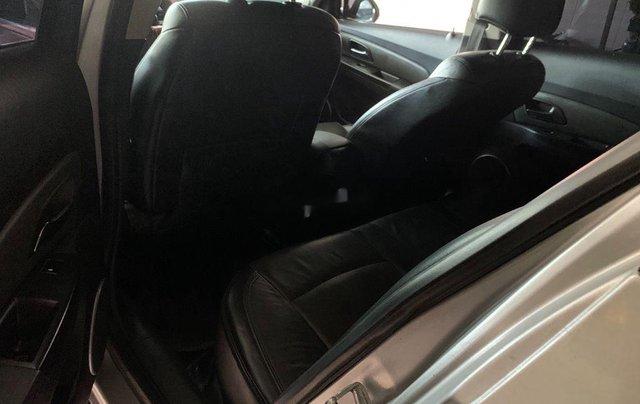 Cần bán xe Daewoo Lacetti 2009, màu bạc, nhập khẩu  5