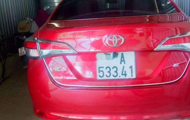Cần bán lại xe Toyota Vios sản xuất năm 2019, màu đỏ1