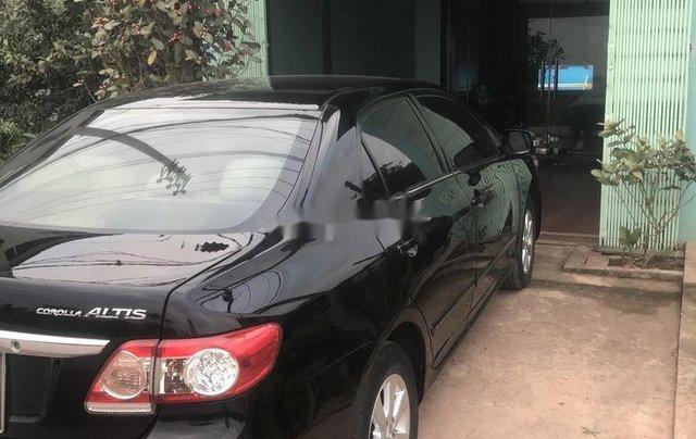 Cần bán lại xe Toyota Corolla Altis năm 2011, giá thấp, động cơ ổn định1