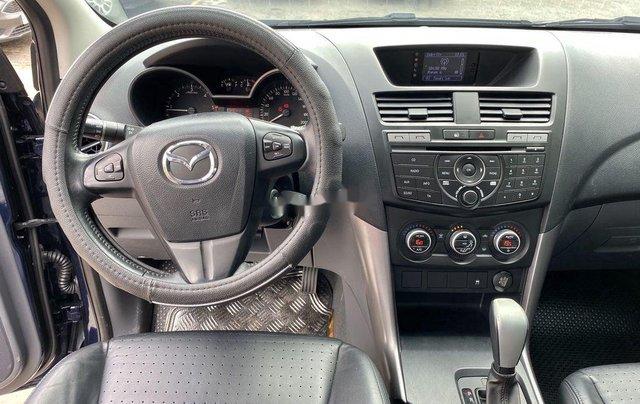 Bán Mazda BT 50 sản xuất 2017, màu đen số tự động, giá chỉ 525 triệu6