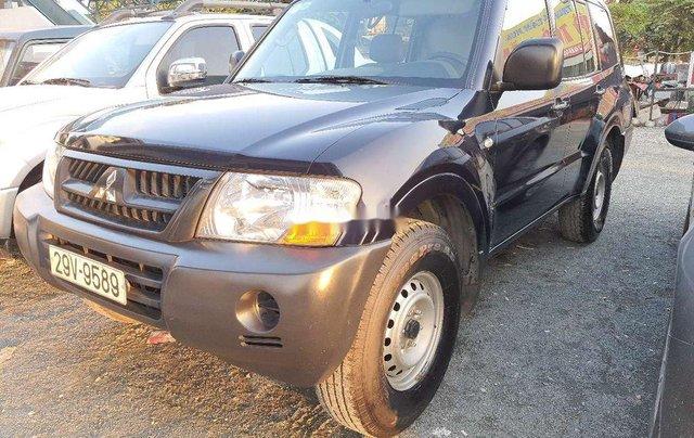 Bán Mitsubishi Pajero năm 2004, nhập khẩu còn mới, giá 190tr1