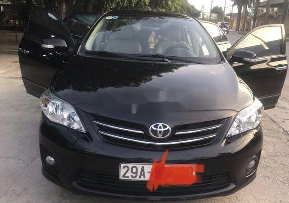 Cần bán lại xe Toyota Corolla Altis năm 2011, giá thấp, động cơ ổn định0