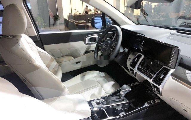 Bán xe Kia Sorento 2020, màu trắng. Giao ngay4