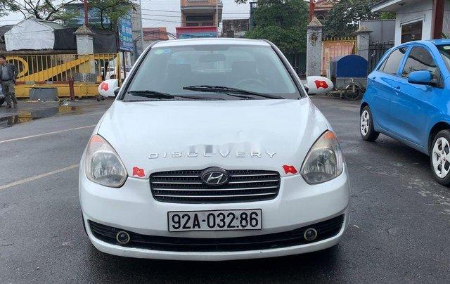 Cần bán Hyundai Verna sản xuất năm 2008, nhập khẩu nguyên chiếc0
