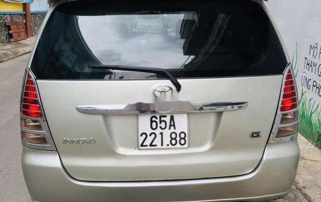 Bán chiếc Toyota Innova năm 20072