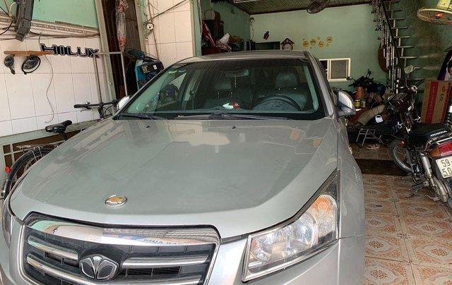 Cần bán xe Daewoo Lacetti 2009, màu bạc, nhập khẩu  0