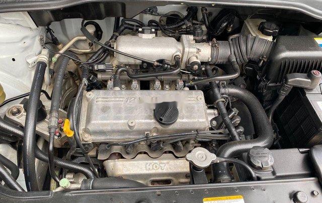 Bán Hyundai Getz đời 2009, màu bạc, xe nhập  11