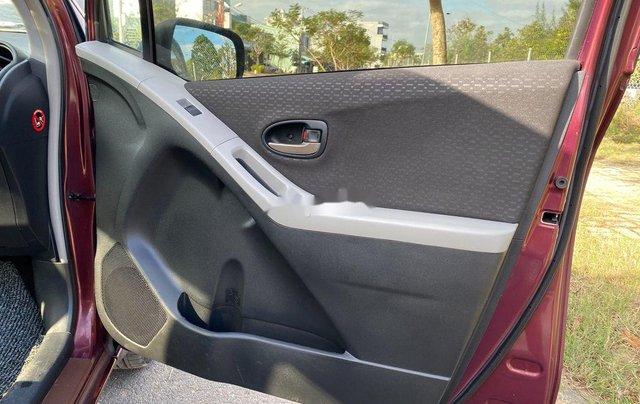Bán Toyota Yaris năm sản xuất 2009, màu đỏ, nhập khẩu nguyên chiếc  10