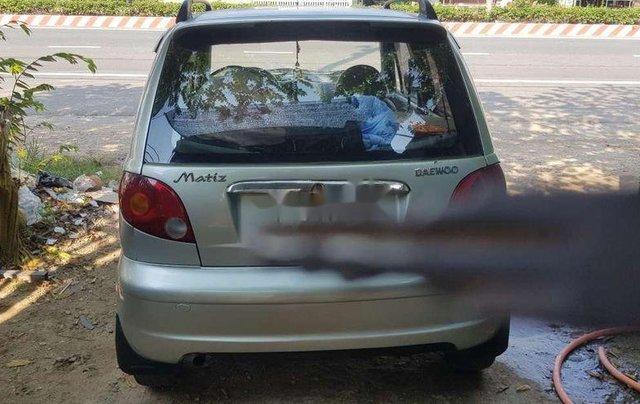 Lên đời bán Daewoo Matiz năm sản xuất 2005, màu bạc1