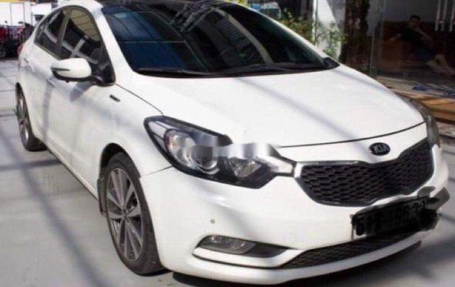 Cần bán Kia K3 sản xuất năm 2014, nhập khẩu nguyên chiếc giá cạnh tranh0