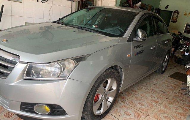 Cần bán xe Daewoo Lacetti 2009, màu bạc, nhập khẩu  1