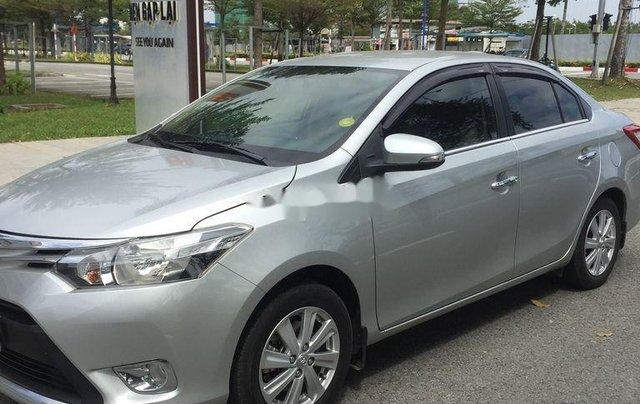 Cần bán xe Toyota Vios năm sản xuất 2018 còn mới, giá chỉ 392 triệu2