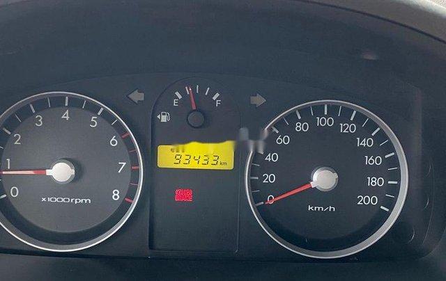 Bán Hyundai Getz đời 2009, màu bạc, xe nhập  7