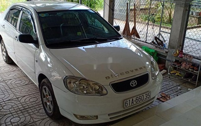 Cần bán gấp Toyota Corolla Altis năm sản xuất 2003, xe nhập còn mới giá cạnh tranh0