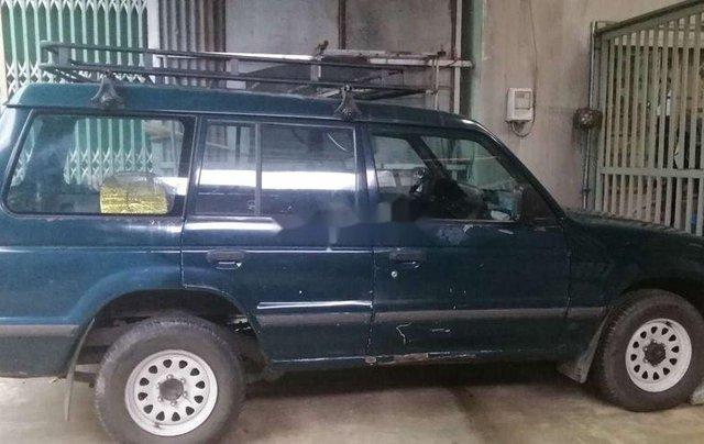 Bán ô tô Mitsubishi Pajero sản xuất 1998, giá 109tr1