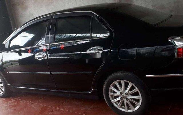 Bán ô tô Toyota Vios E đời 2011, màu đen, giá chỉ 263 triệu0