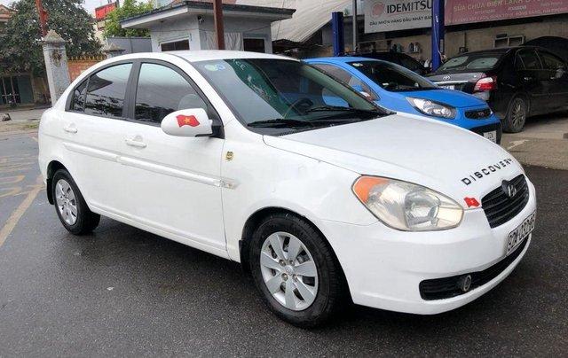 Cần bán Hyundai Verna sản xuất năm 2008, nhập khẩu nguyên chiếc4