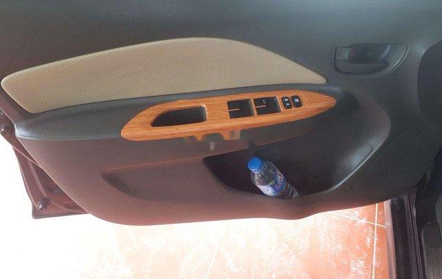 Bán ô tô Toyota Vios E đời 2011, màu đen, giá chỉ 263 triệu2
