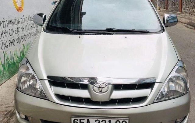 Bán chiếc Toyota Innova năm 20071