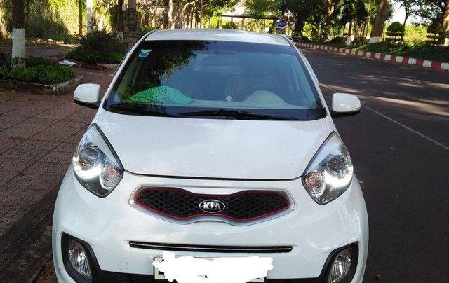 Cần bán lại xe Kia Morning năm sản xuất 2015 còn mới, giá tốt2