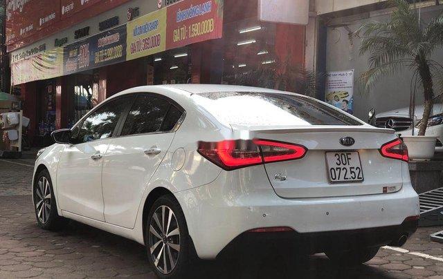 Bán ô tô Kia K3 2014, màu trắng, biển HN4