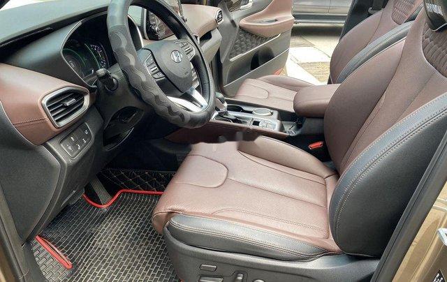 Xe Hyundai Santa Fe năm sản xuất 2020 còn mới11