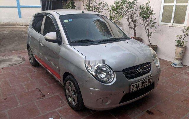 Bán Kia Morning sản xuất 2011, màu bạc1