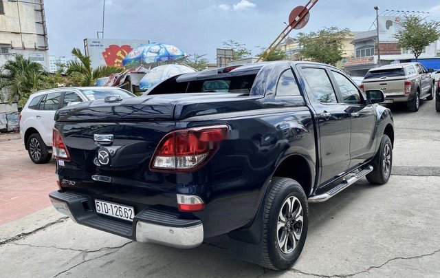 Bán Mazda BT 50 sản xuất 2017, màu đen số tự động, giá chỉ 525 triệu3
