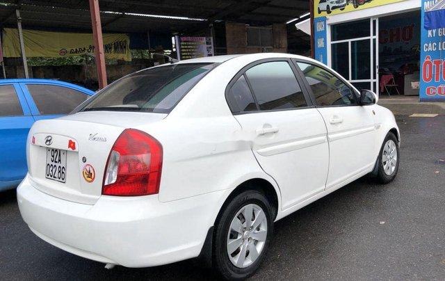 Cần bán Hyundai Verna sản xuất năm 2008, nhập khẩu nguyên chiếc2