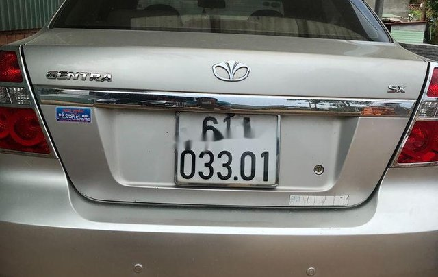 Bán xe Daewoo Gentra sản xuất năm 2008 còn mới, 160 triệu1