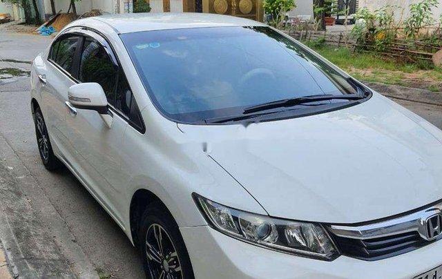 Cần bán gấp Honda Civic sản xuất năm 2013 còn mới5