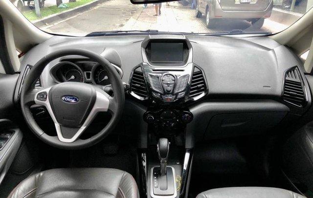 Cần bán Ford EcoSport năm 2015, màu trắng còn mới, giá tốt9