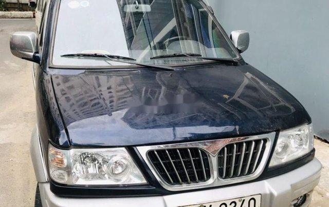 Cần bán xe Mitsubishi Jolie đời 2003, màu xanh lam, nhập khẩu nguyên chiếc, giá tốt0