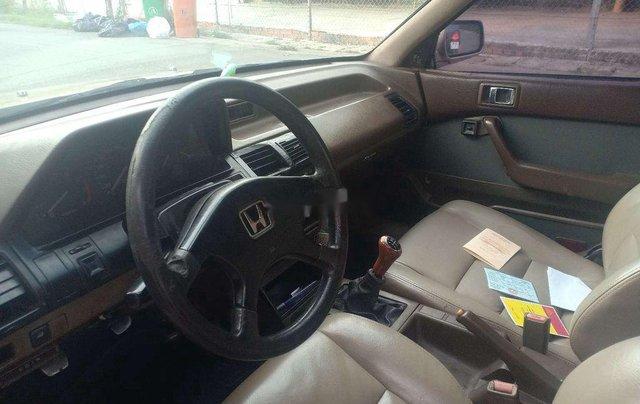 Bán ô tô Honda Accord năm sản xuất 1990, màu xám, nhập khẩu, giá 48tr10