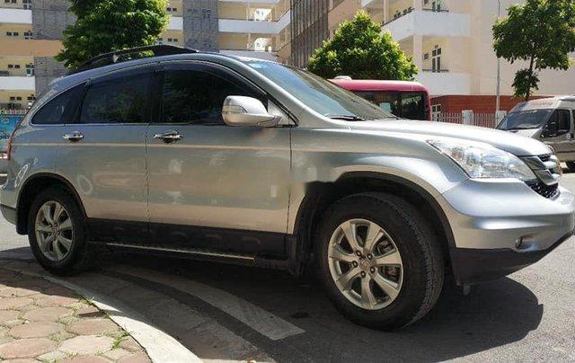 Bán Honda CR V 2012, màu bạc số tự động, giá tốt0