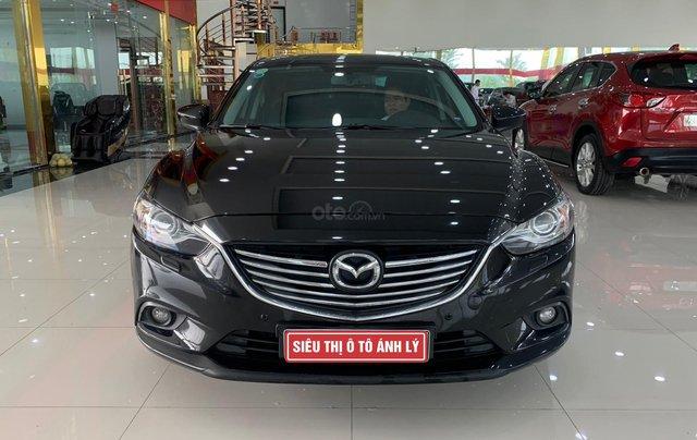 BÁn Mazda 6 2.5 AT 2014, full options0