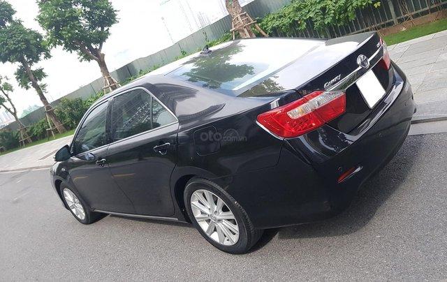 Bán Toyota Camry 2013 2.5G, màu đen1