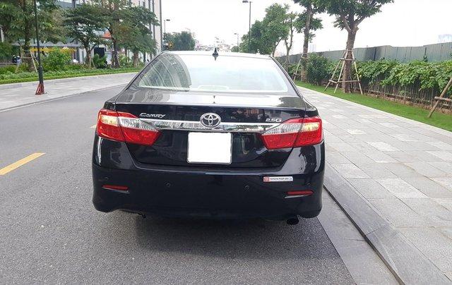 Bán Toyota Camry 2013 2.5G, màu đen2