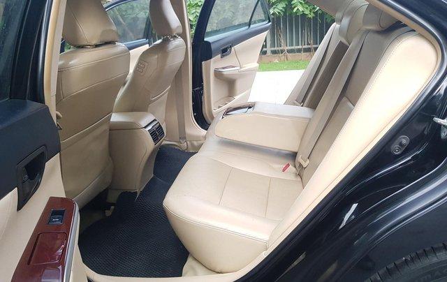 Bán Toyota Camry 2013 2.5G, màu đen7