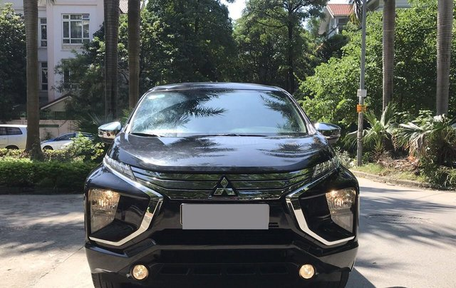 Bán Mitsubishi Xpander 2019 màu đen, tự động, giá siêu tốt0